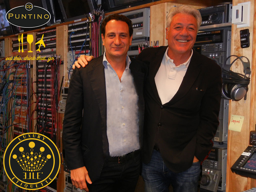 Entrepreneur and CEO PIgnata Group Cristoforo Pignata On the Air