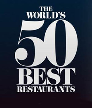 BEST 50 RESTAURANTS