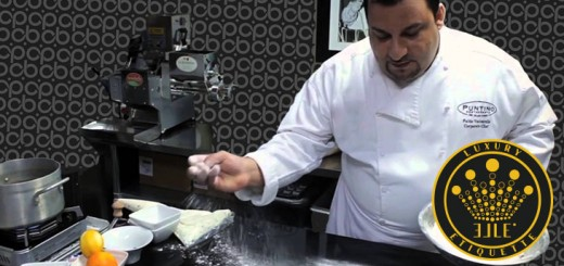 Executive Chef Fabio Vaccarella has been with the Pignata Group